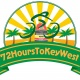 2018 72 Hours to Key West - 280 Mile Charity Bike Ride - New