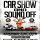 Extreme Car Show And Sound Off