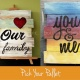 Wood Pallet Painting Party