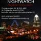 NIGHTWATCH Premiere Watch Party