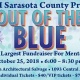 NAMI Sarasota County Out of the Blue Fundraiser 2018