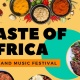 Taste of Africa Food & Music Festival