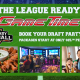 Fantasy Draft Party Package with Draft Kit at GameTime Tampa!