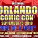 Orlando Comic Con 2018: Rise of a Hero