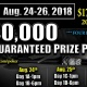 $40,000 Guaranteed Tournament at Silks Poker Room!