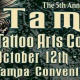 Tampa Tattoo Arts Convention 2018