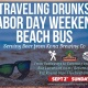 Labor Day Weekend Beach Bus to Coconuts
