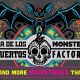 9th Annual Dia De Los Muertos & Monster Factory Event