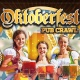 The Oktoberfest Pub Crawl 2018