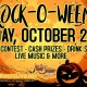 Rock-O-Ween at Main Street Station