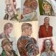 Drawn In: Taking a Closer Look at The Art League's Solo Show