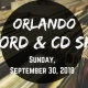 Orlando Record & CD Fall Show 2018