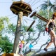 Celebrate Labor Day at Cocoa Beach Aerial Adventures