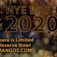 Mango's Orlando NYE BASH 2020