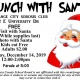 Lunch with Santa