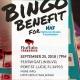 Bingo Benefit for NAF