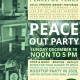 Peace Out Party at Sattva Yoga