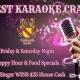 Weekend Karaoke & Happy Hour
