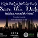 High Design Holiday Party 2018