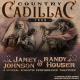 JAMEY JOHNSON & RANDY HOUSER Country Cadillac Tour