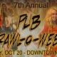 7th Annual Pub Crawl-O-Ween