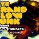 Grand Glow Funk NYE Party featuring the Black Honkeys