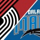 Orlando Magic vs. Portland Trail Blazers