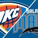 Orlando Magic vs. Oklahoma City Thunder