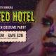 Haunted Hotel V Halloween Costume Party - Aloft Tampa
