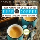 Free Fair Trade & Organic Coffee at The Patch!