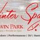 Winter Spark Baldwin Park