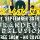 Deck Music Series: Grandeur and Delusions