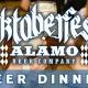 ALAMO Oktoberfest Beer Dinner