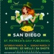 St Patrick's Day Pub Crawl San Diego Tickets