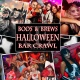 2018 Official Halloween Bar Crawl | Charlotte, NC