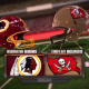 Tampa Bay Buccaneers VS Washington Redskins