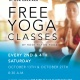 FREE YOGA CLASSES AT SALT
