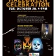 AVAM's Free Fall Halloween Celebration