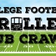 Chicago College Football Trolley Pub Crawl