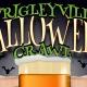 Wrigleyville Halloween Crawl in Chicago!