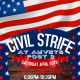 Civil Strife at Amvets Post 2