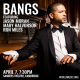 JASON MORAN: BANGS featuring MARY HALVORSON & RON MILES at Sanders Theatre