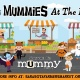 Mummies At The Market! Trick or Treat at the Farmers Market