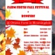 Farm Fresh Fall Festival & Bonfire