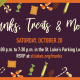 St. Luke's presents Trunks, Treats & More!