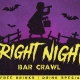 Fright Night Bar Crawl in Tampa