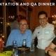 BCO Orientation & QA Dinner