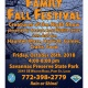 Family Fall Festival at the Savannas Preserve State Park