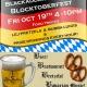 Blocktoberfest at Blackadder