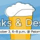 Drinks & Design // October 2018